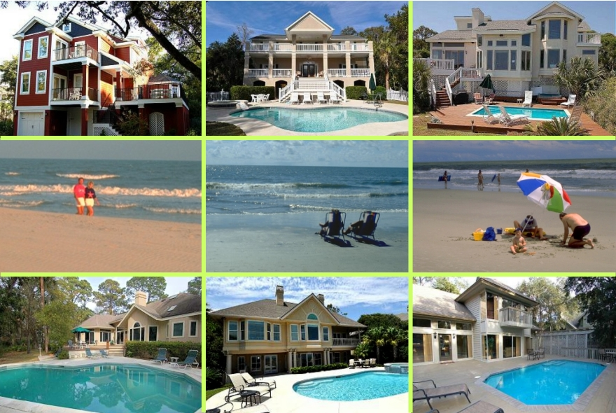 Hilton Head Oceanside Homes