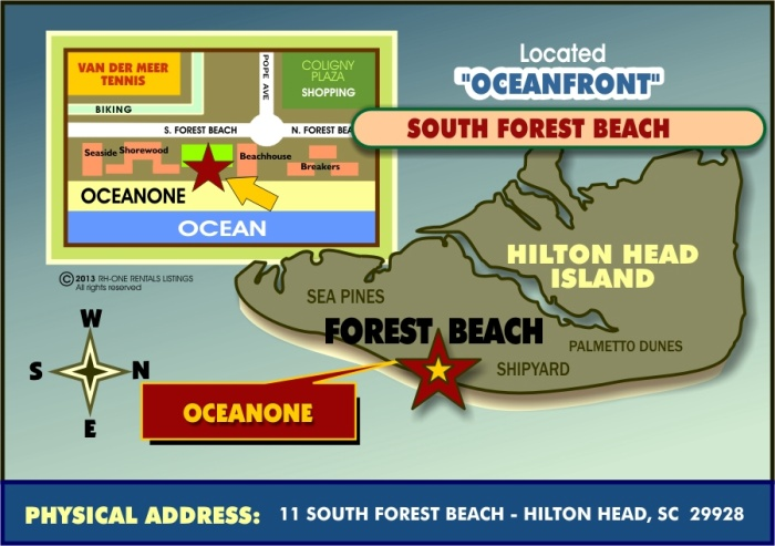 Ocean One Hilton Head Island For Sale