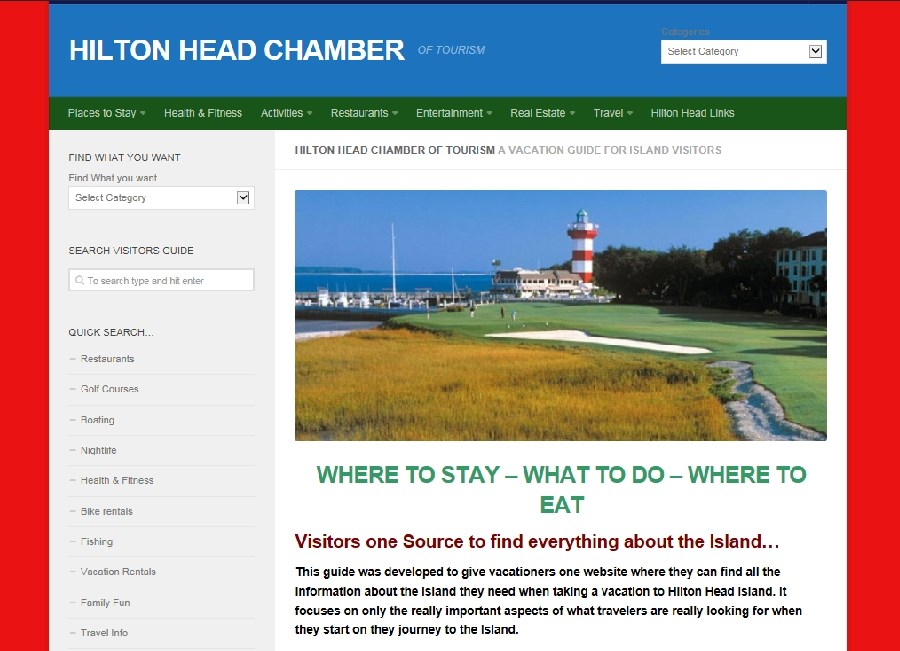 Hilton Head Chamber